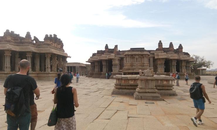 hampi vijaya vitthala temple