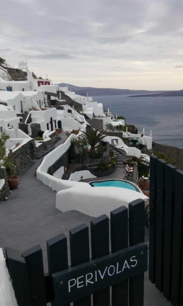 Perivolas Hotel Santorini Oia